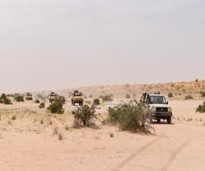 الكتيبة السادسة لحفظ السلام من الجيش الموريتانى تنال تقديرا مشرفا